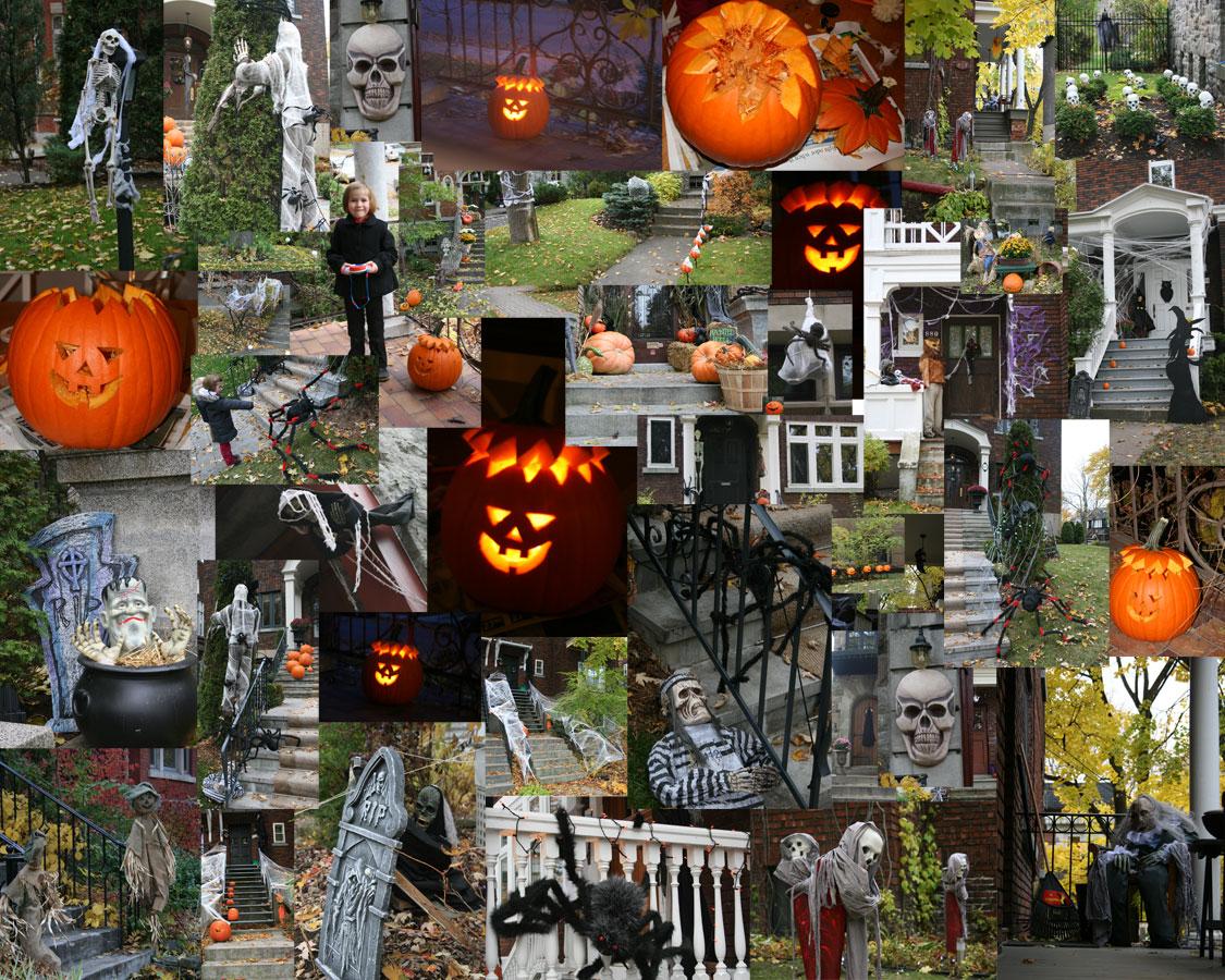 Halloween à Montréal